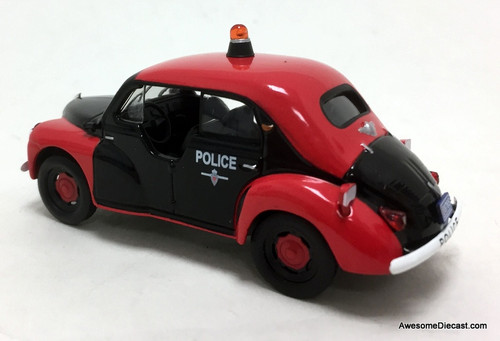 Eligor 1:43 1956 Renault 4 CV: Paris, French Police Force
