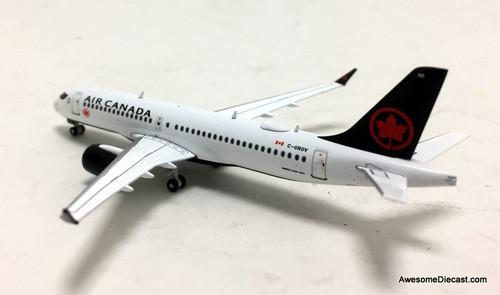 Gemini Jets 1:400 Airbus A220-300: Air Canada