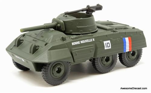 Corgi 1945 M8  Amored Car,  Greyhound: French Army