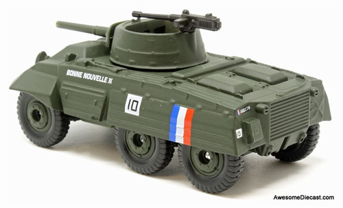Corgi 1945 M8  Amored Car,  Greyhound: French Army