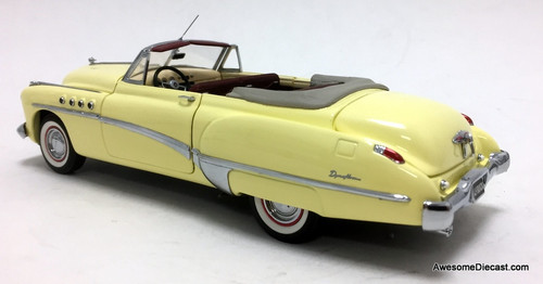 Franklin Mint 1:24 1949 Buick Roadmaster Convertible