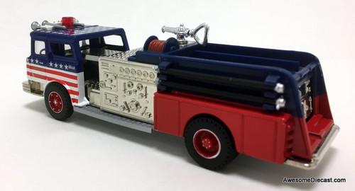 Corgi 1:50 Mack CF Pumper Fire Truck: City Of Napa, California Fire Department