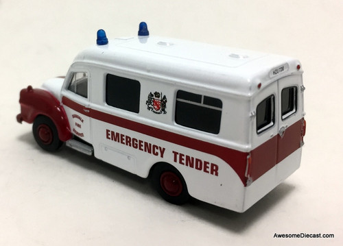 Oxford 1:76 Bedford J1, Dundalk Fire Service Ambulance