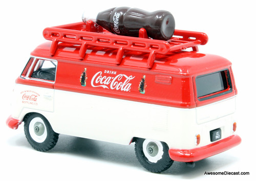 Oxford 1:76 Volkswagen T1 Van: Coca Cola Bottle