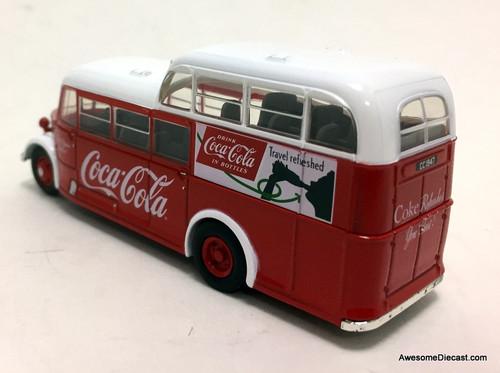 Oxford 1:76 Commer Commando RHD: Coca Cola