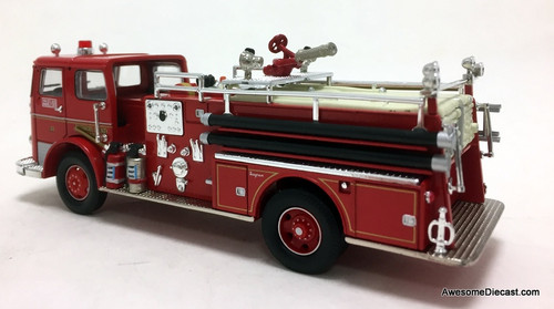 Corgi 1:50 Seagrave K Fire Engine: Baltimore County, Maryland F. D.