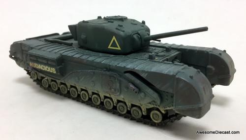 ONLY ONE!! Corgi 1:50 Churchill Tank NA75: British Army A Squadron 51 ATR, Gothic Line