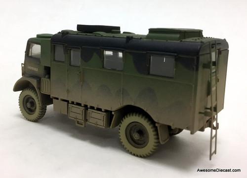 RARE!! Corgi 1:50 1945 Bedford QLR Wireless Body No.1: 21st Army Group Europe