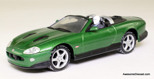 Corgi 1:36 Jaguar XKR Convertible: James Bond 007, Die Another Day