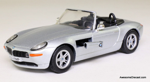 Corgi 1:36 1999 BMW Z8 Convertible: James Bond 007, The World Is Not Enough