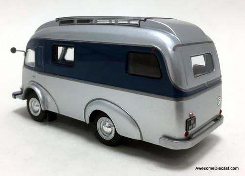DeAgostini 1:43 1961 Renault Goelette Camping Van