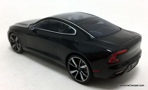 Norev 1:43 2020 Polestar Hybrid, Space Black