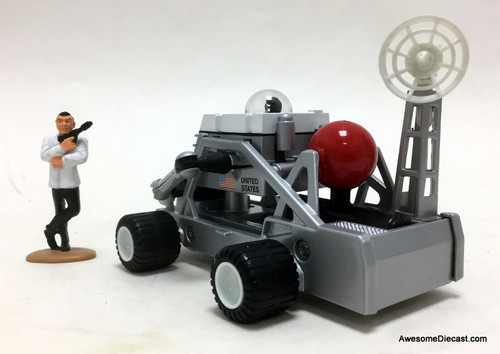 Corgi James Bond 007 Moon Buggy: Diamonds Are Forever