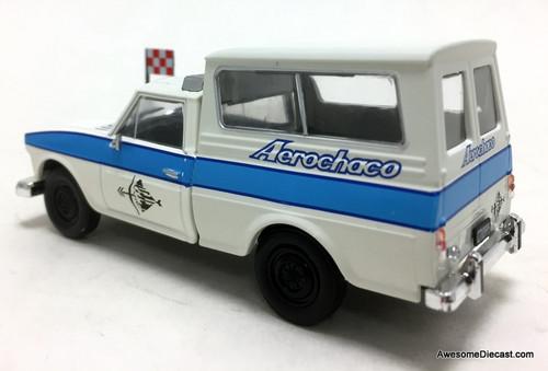 DeAgostini 1:43 1974 IME Rastrojero X78: Aerochaco Airlines