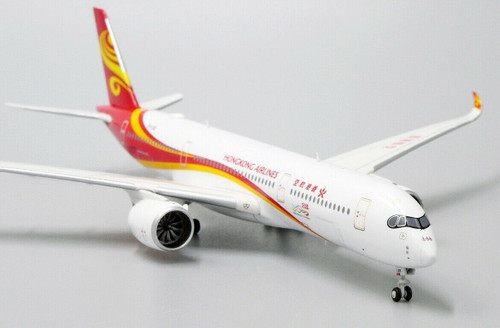 JC Wings 1:400 Airbus A350-900 Jet: Hong Kong Airlines B-LGB