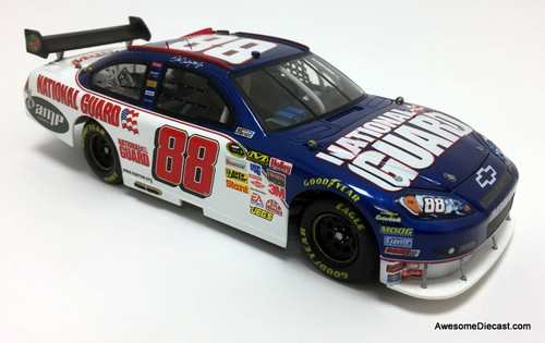 Action Racing Collectibles 1:24 2008 Chevrolet Impala SS #88, National Guard: Dale Earnhardt JR