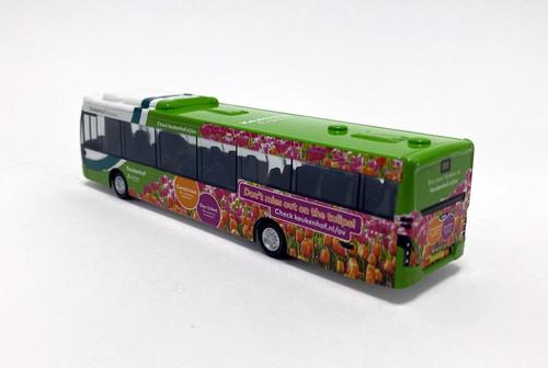"""Holland Oto 1:87 VDL Citea LLE Transit Bus: """"Keukenhof Botanical Gardens"""""""