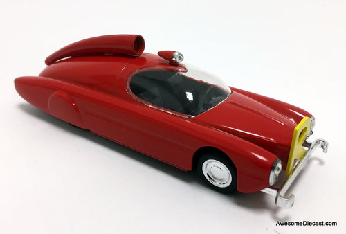 Eaglemoss 1:43 Batman & Robin: Robinmobile