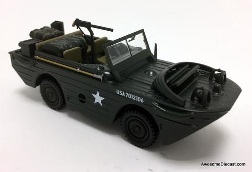 "Atlas 1:43 1944 Ford GPA Amphibious Vehicle ""Duck"": U.S. Army"