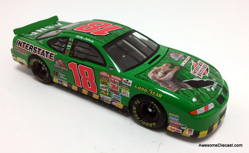 Revell 1:24 2001 Pontiac Grand Prix #18 Interstate Batteries/Jurassic Park: Bobby Labonte