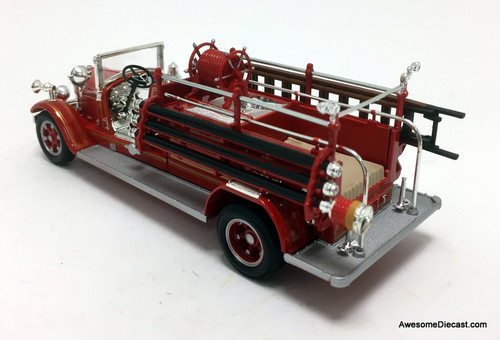 Road Signature 1:43 1932 Buffalo Type 50: Montville New Jersey Fire Department