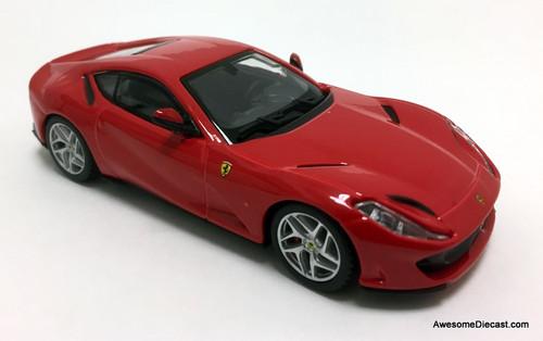 IXO 1:43 2017 Ferrari 812 Superfast, Red
