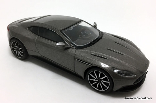 IXO 1:43 2016 Aston Martin DB11, Metallic Gray