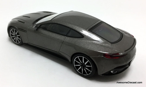 IXO 1:43 2016 Aston Martin DB11, Metallic Gray