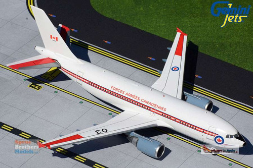 Gemini 200 1:200 Airbus CC-150: Canadian Armed Forces
