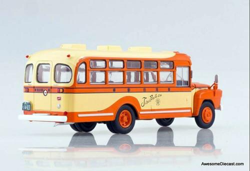 Hachette 1:43 1962 Isuzu BXD 30: Tokai Bus Company, Japan