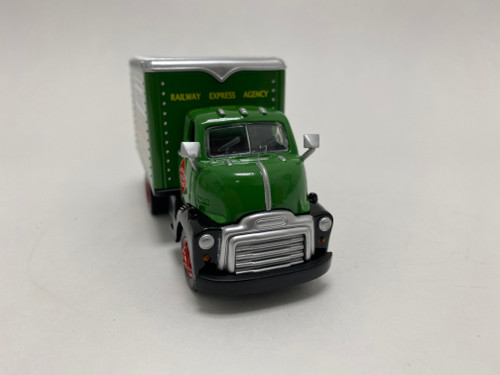 CMW 1:50 1948 GMC Box Truck: Railway Express Agency