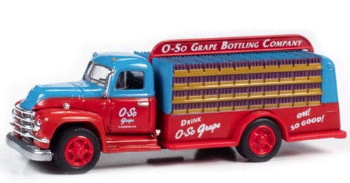 CMW 1:50 1955 Ford Beverage Truck: O-So Grape Bottling Co.