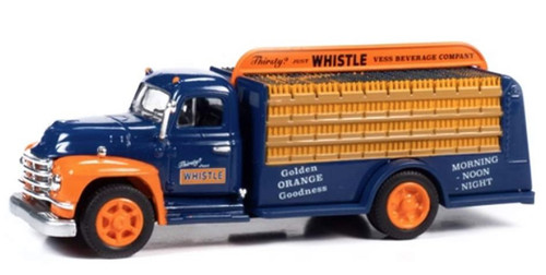CMW 1:50 1955 Ford Beverage Truck: Vess Beverage Co. | Thirsty? Just Whistle!