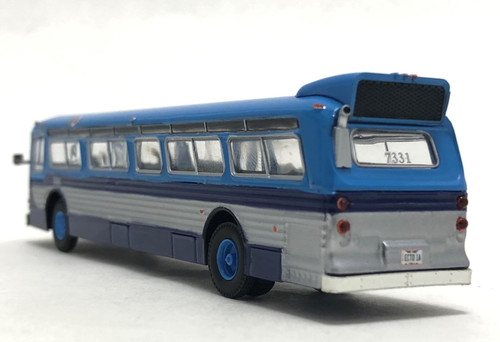 Iconic Replicas 1:87 Flxible 53102 Transit Bus: MTA New York City