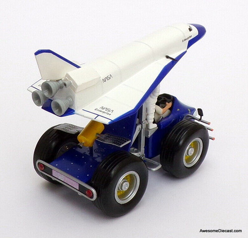 Norev 1:43 NASA Space Shuttle Discovery: Michelin Promotional Vehicle