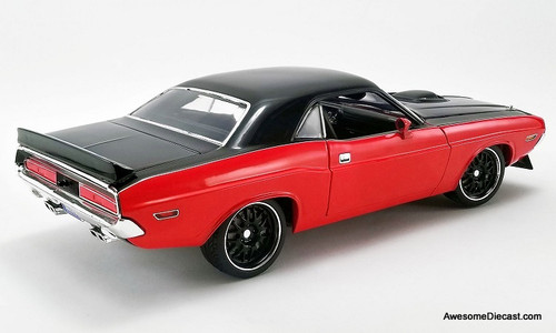 Acme 1:18 1970 Dodge Challenger R/T Street Fighter