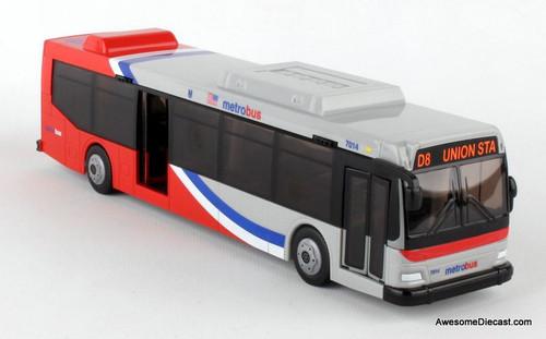 DWWT 1:50 Transit Bus: Washington DC Metro Bus
