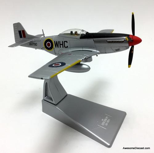 Corgi 1:72 North American Mustang MK.1V: Werner Christie No 150 Wing RAF Hunsdon 1945