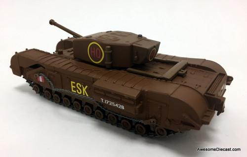 Corgi 1:50 Churchill MK111 ESK Squadron, 3rd Battalion Scots Guards 6th Guards Armoured  Brigade, England 1943