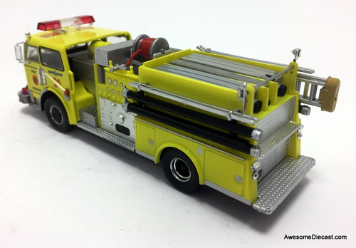 Code 3 Reproductions 1:64 1977 ALF Century Pumper USA: Miami Dade Fire Department