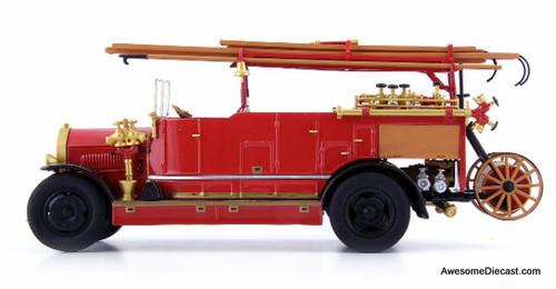 AutoCult 1:43 1925 Benz Gaggenau Type 2 CSN Fire Truck