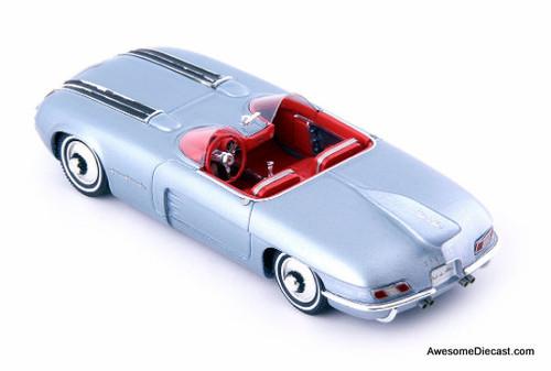 AutoCult 1:43 1956 Pontiac Club de Mer Convertible