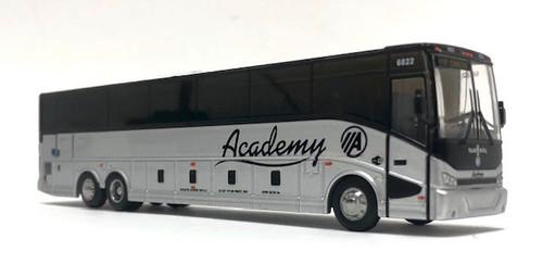 Last One!! Iconic Replicas 1:87 2020 Van Hool CX-45 Coach: Academy Bus Lines