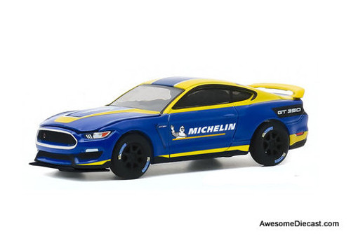 Greenlight  1:64 2019 Ford Shelby GT 350R: Michelin Tires