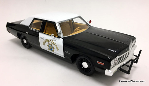 Greenlight 1:24 1974 Dodge Monaco: California Highway Patrol