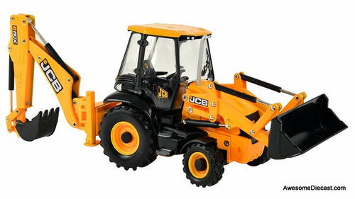 Britains 1:32 JCB Backhoe 3CX Loader