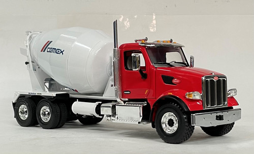 First Gear 1:50 Peterbilt Model 567 w/ McNeilus Standard Cement Mixer CEMEX