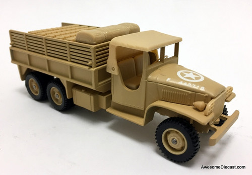Solido 1:50 GMC Military 6x6 Supply Truck: U.S. Army