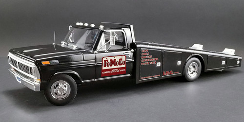 Acme 1:18 1970 Ford F-350 Ramp Truck: FoMoCo Ford Parts