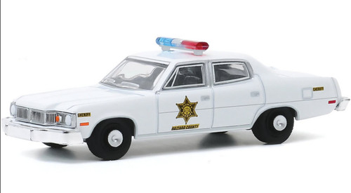 Greenlight 1:64 1974 AMC Matador: Hazzard County Sheriff